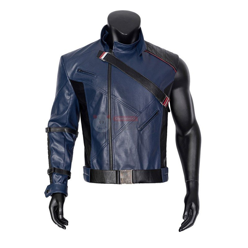 Bucky Barnes Costume 2021 New The Falcon and the Winter Soldier Cosplay Suit
