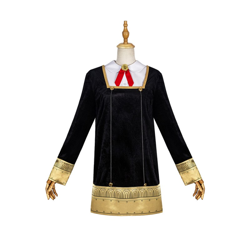 Spy x Family Anya Forger Cosplay Costume