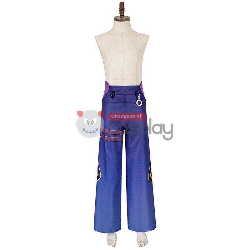 Genshin Impact Xiao Cosplay Costume