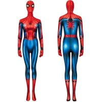 Female Spider-Man Costume Peter Parker Spiderman Far From Home Cosplay Suit