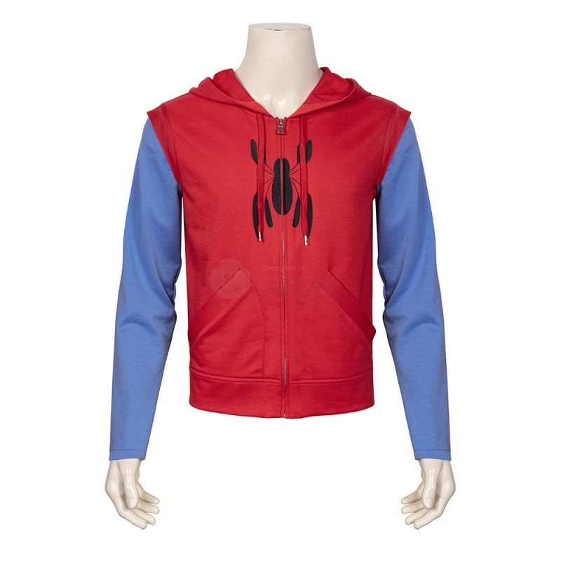 Spiderman Costume Spider-Man Homecoming Peter Parker Cosplay Suit