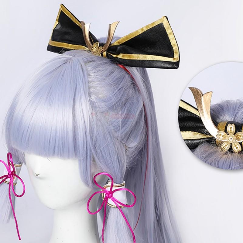 Genshin Impact Kamisato Ayaka Cosplay Costume