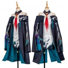 Dusk Costume Arknights Cosplay Suit