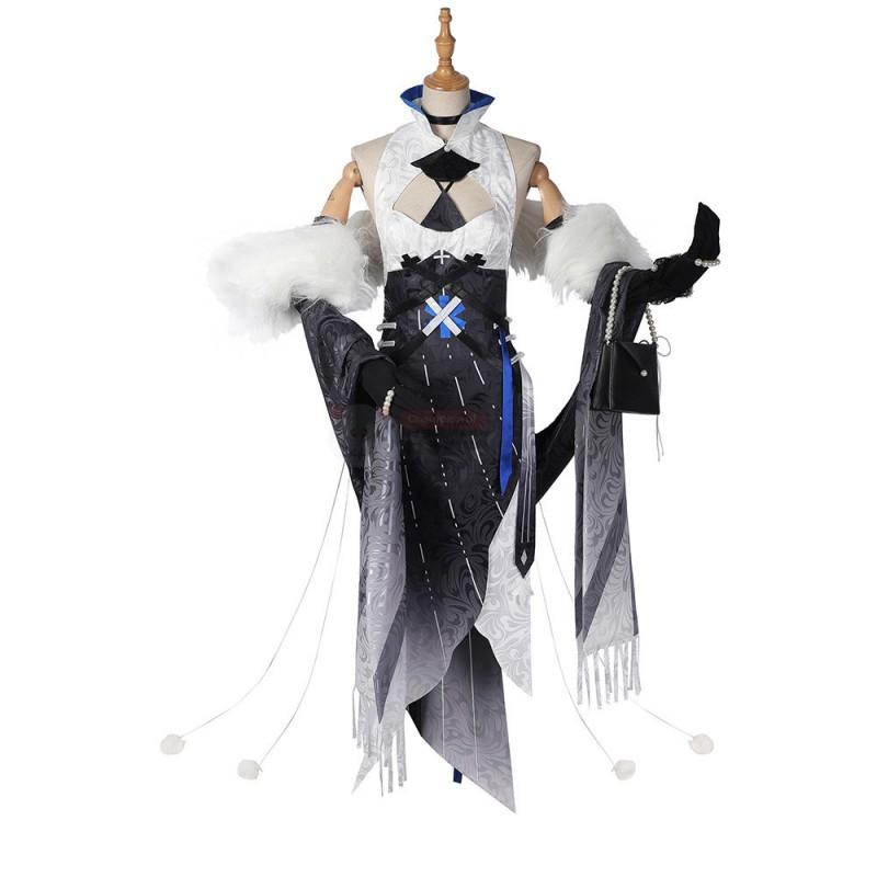 Arknights Whisperain Cosplay Costume