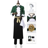 Twisted Wonderland Riddle Cosplay Costume