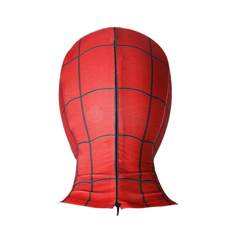 Spiderman Costume PS5 Spider-Man Miles Morales Cosplay Great Responsibility Suit