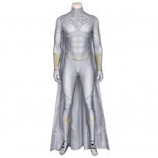 White Vision Costume 2021 WandaVision Jumpsuit New Wanda Maximoff Scarlet Witch Suit