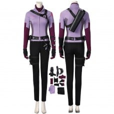 Kate Bishop Costume Young Avengers Hawkeye Cosplay Suit