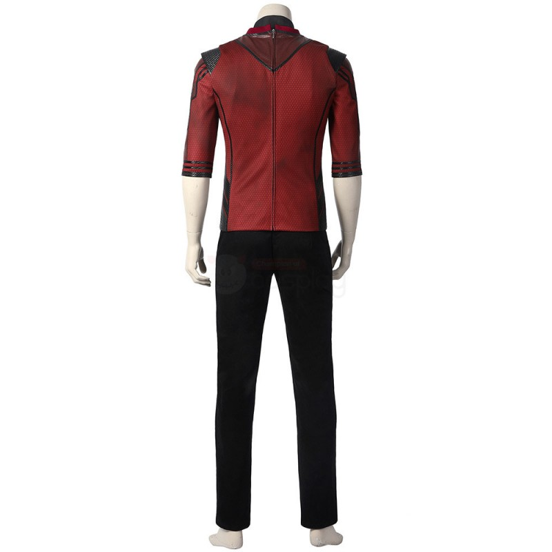 Shang-Chi and the Legend of the Ten Rings Cosplay Costume