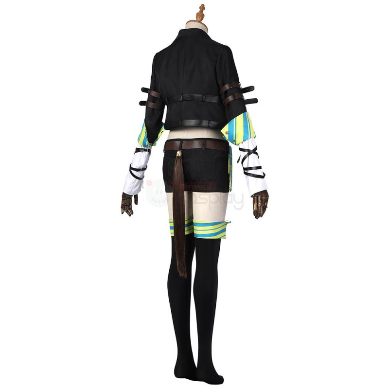 Vodka Costume Uma Musume Pretty Derby Cosplay Suit