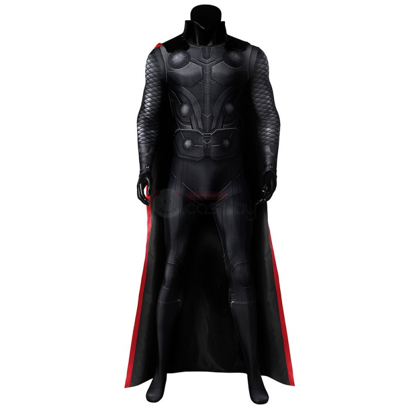 Thor Odinson Costume Avengers 3 Infinity War Cosplay Suit