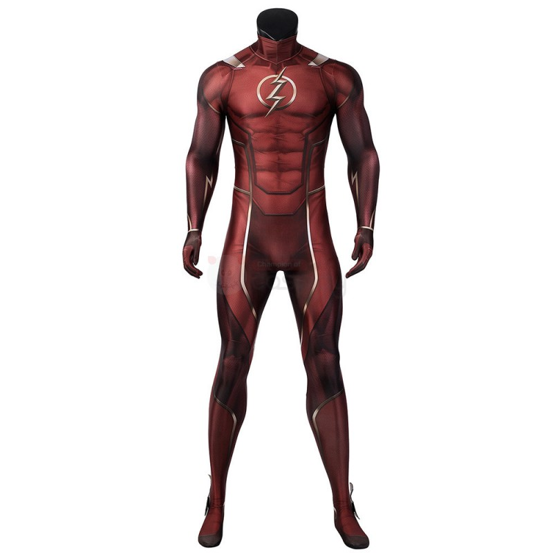 Injustice 2 Cosplay Suit The Flash Cosplay Costume