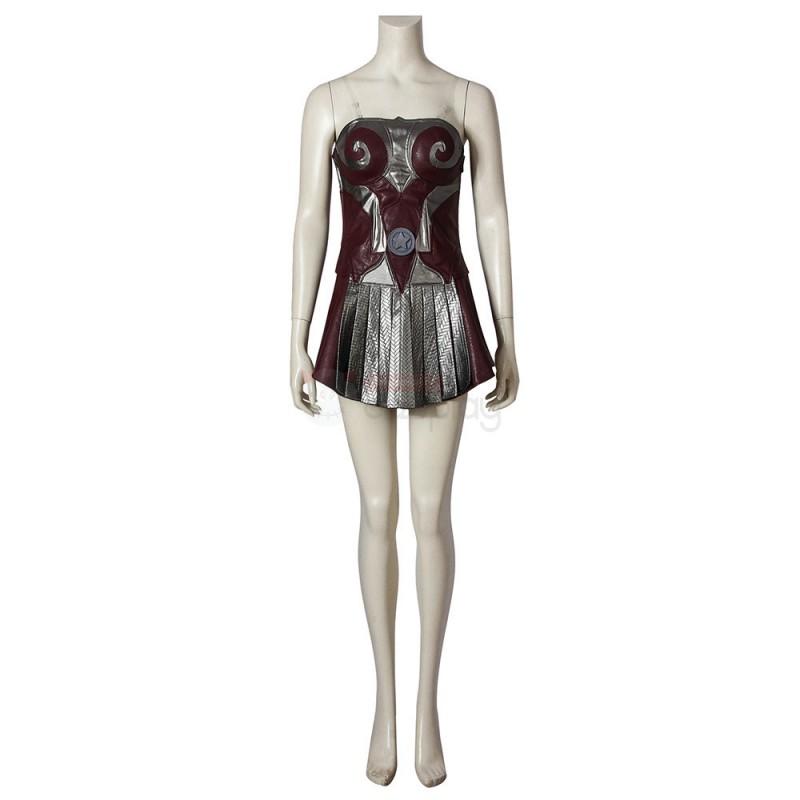 Queen Maeve Costume The Boys Season 1 Queen Maeve Cosplay Suit