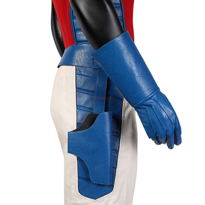 Peacemaker Costume The Suicide Squad 2 Cosplay Suit