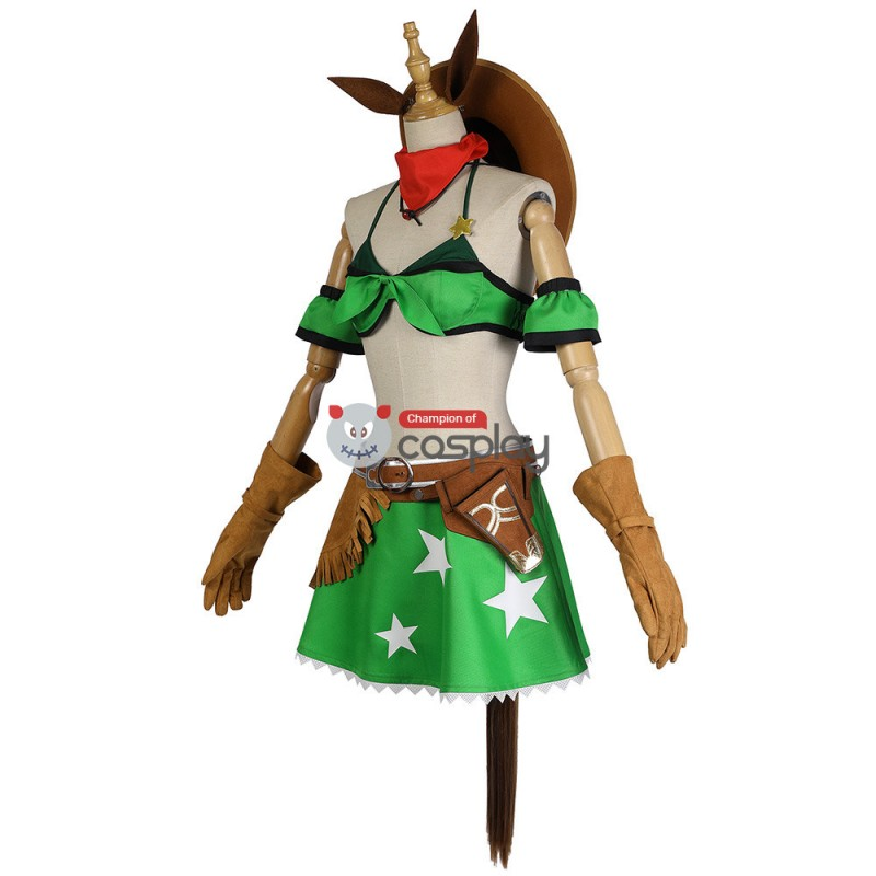 Taiki Shuttle Costume Uma Musume Pretty Derby Cosplay Suit