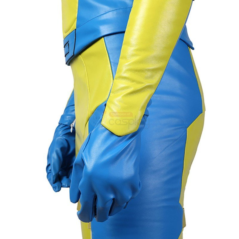 Javelin Costume The Suicide Squad 2 Javelin Cosplay Suit