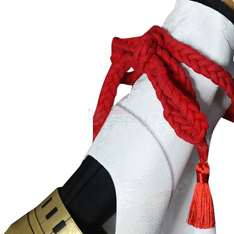 Kujo Sara Costume Genshin Impact Cosplay Suit