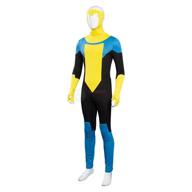 Invincible Mark Grayson Cosplay Costume Halloween Suit