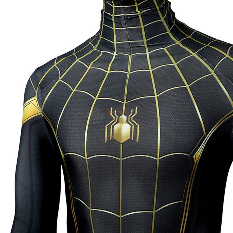 Spiderman Peter Parker Costume Spider-Man No Way Home Cosplay Suit