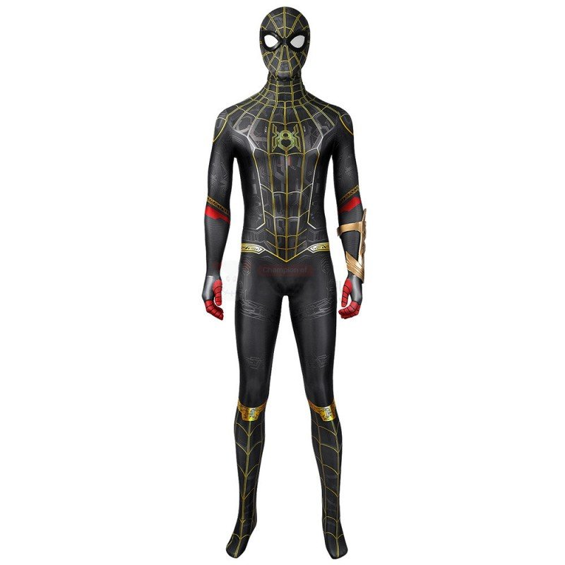 Spiderman Costume Spider-Man No Way Home Peter Parker Cosplay Suit