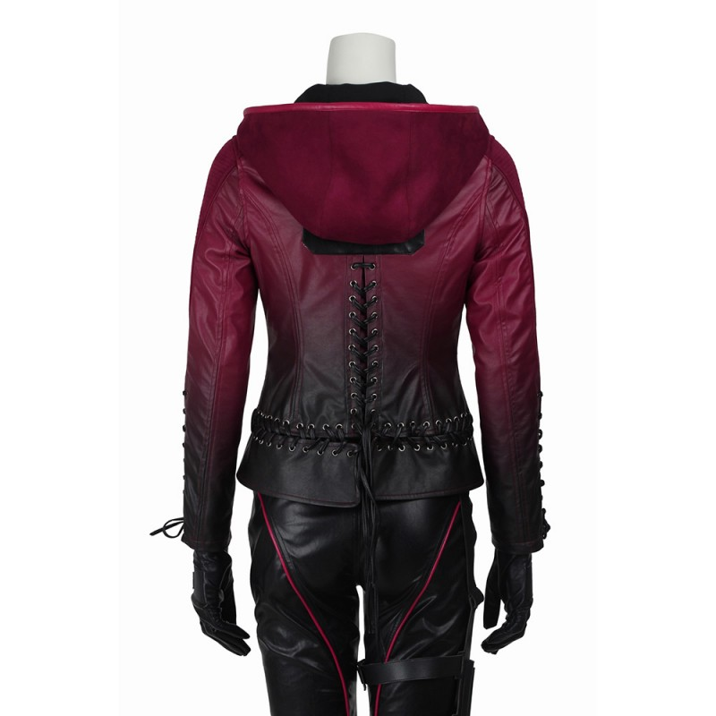 Thea Queen Cosplay Costume The Season 4 of Arrow Cosplay Suits