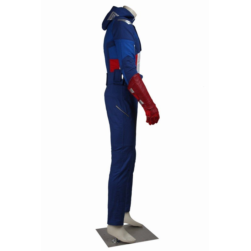 Steve Rogers Cosplay Costume Avengers 1 Captain America Cosplay Suits