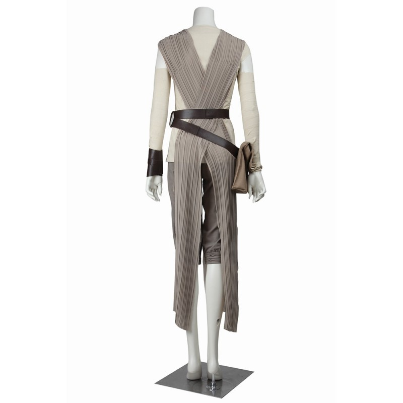 Rey Costume Star Wars 7 The Force Awakens Cosplay Costumes
