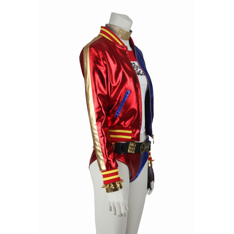 Harley Quinn Cosplay Suit Suicide Squad Cosplay Costumes