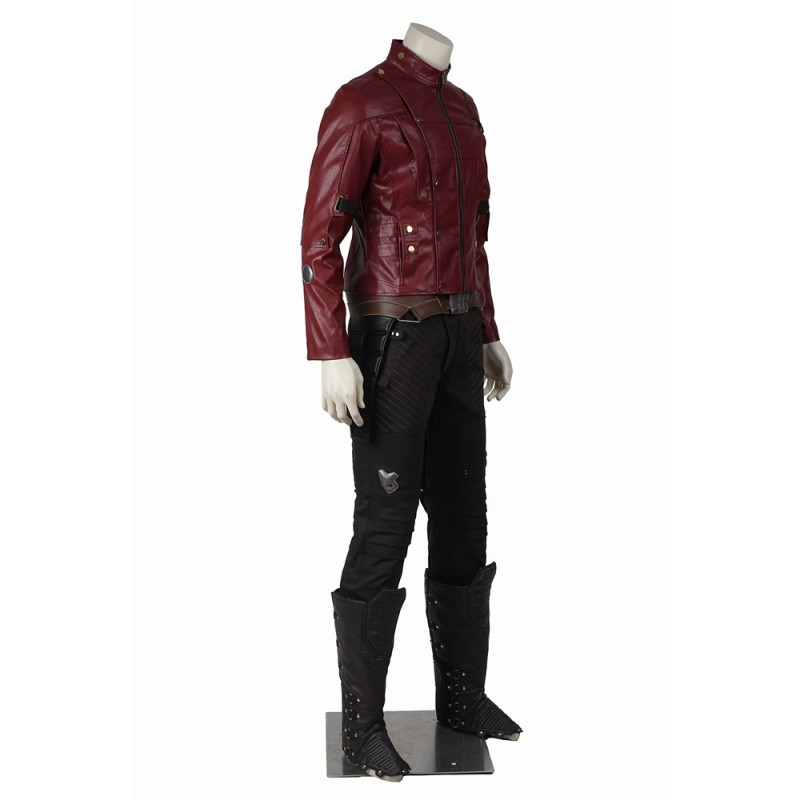 Peter Quill Cosplay Costume Guardians of the Galaxy Star-Lord Suits