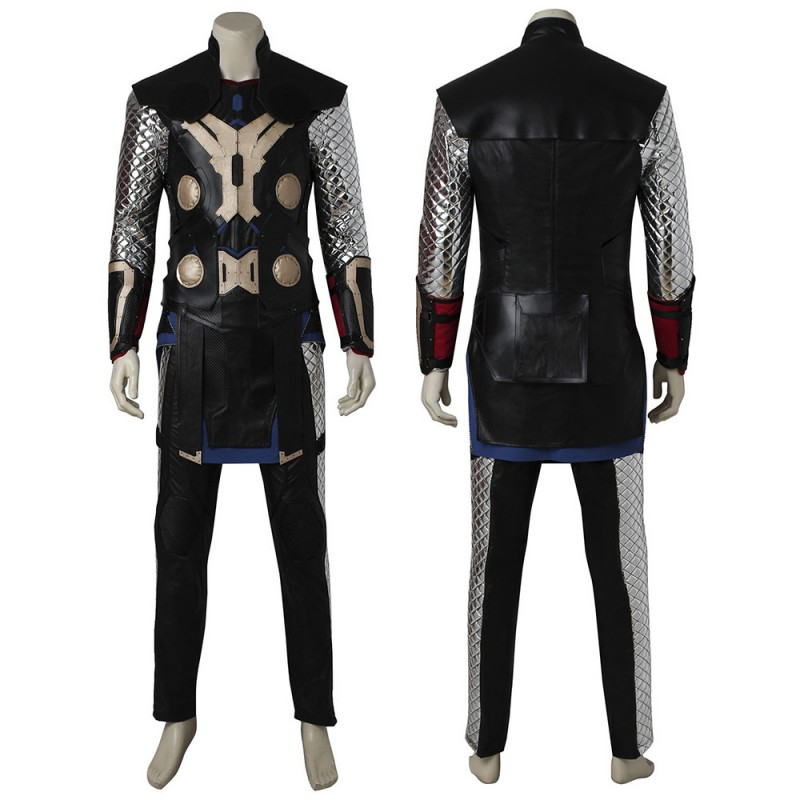 Avengers Age of Ultron Costume Thor Cosplay Suit