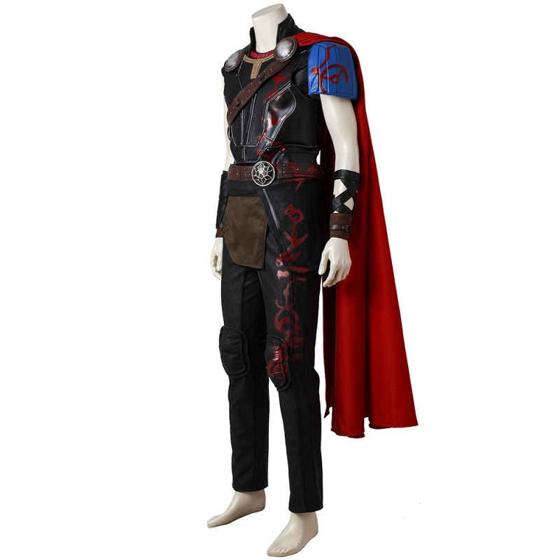 Thor 3 Ragnarok Twilight Thor Cosplay Costumes
