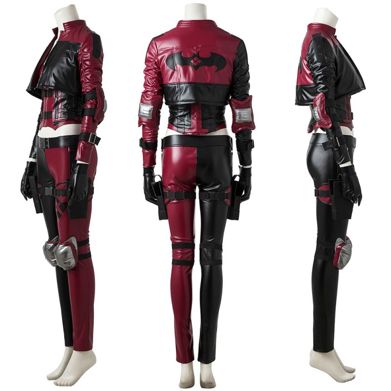 Harley Quinn Costume Injustice League 2 Cosplay Costumes