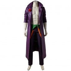 The Joker Costume Injustice League 2 Cosplay Costumes