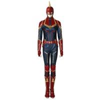 Movie Captain Marvel Carol Danvers Cosplay Costume