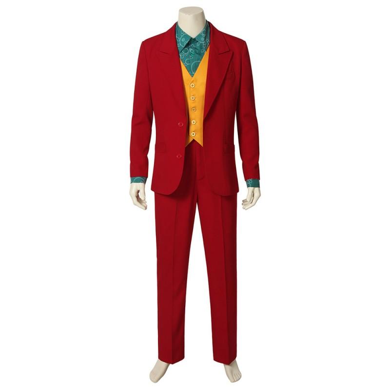 Arthur Fleck Cosplay Costume The Joker Origin Cosplay Costumes