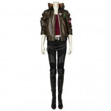 Cyberpunk 2077 Cosplay Costumes Heroine Suit