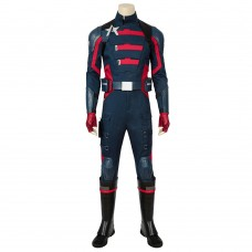 U.S. Agent Captain America Costume Falcons and The Winter Soldier Cosplay Costumes