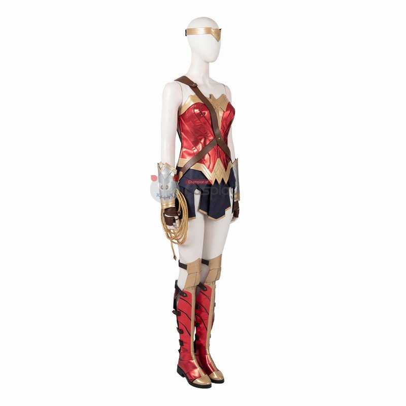 Wonder Woman Costume Diana Prince Cosplay Costumes