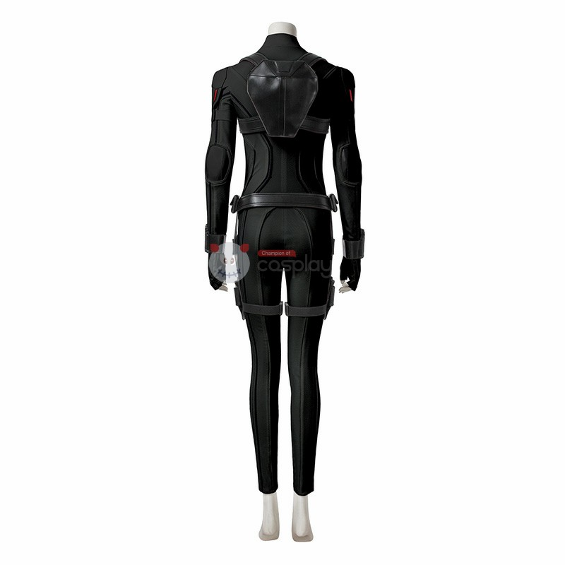 DC Black Widow Costumes Natasha Romanoff Cosplay  Costumes