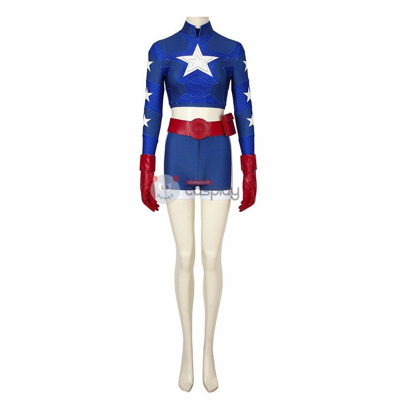 Courtney Whitmore Costumes Stargirl Cosplay Costumes