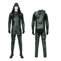 Arrow Costumes Season 8 Arrow Oliver Queen Cosplay Costumes