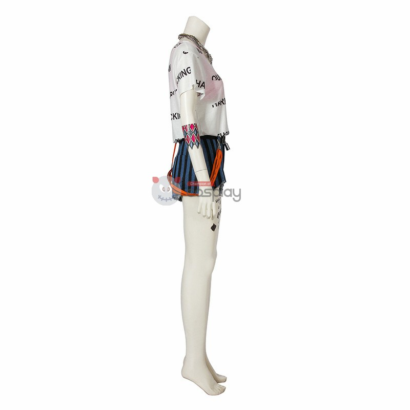 Harley Quinn Costumes Birds Of Prey Harley Quinn 2020 Cosplay Costumes