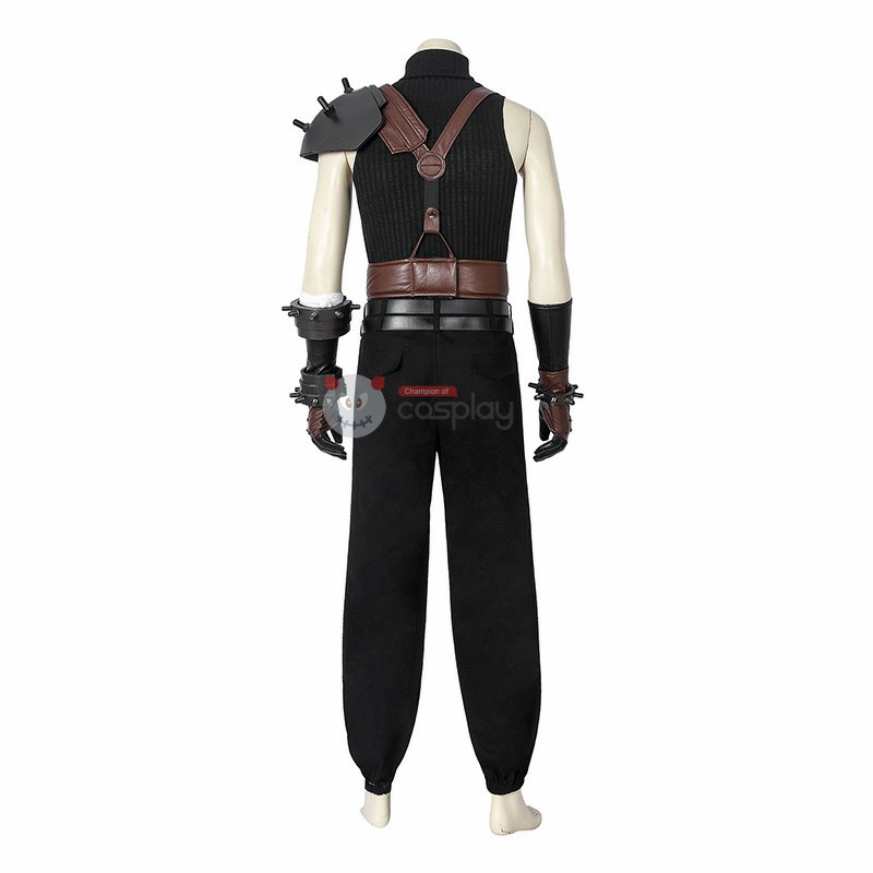 Cloud Strife Costume Final Fantasy 7 Cosplay Costume Full Set