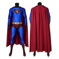Superman Returns Clark Kent Costume DC Superman Cosplay Costumes