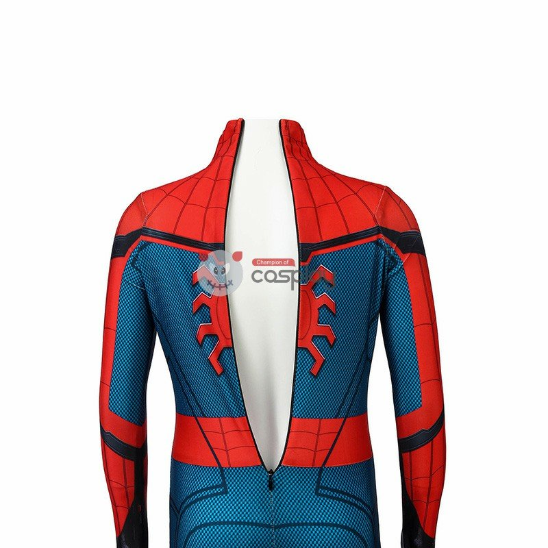 Kids SpiderMan Cosplay Spider-Man Homecoming Cosplay Costumes
