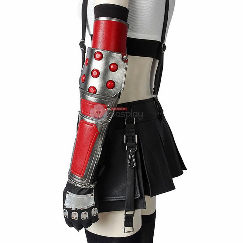 Tifa Lockhart Costume Final Fantasy 7 Cosplay Costume Full Set