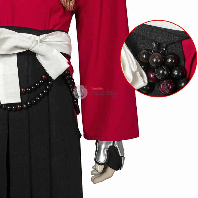 JIN Costumes Ghost Of Tsushima Cosplay Costumes
