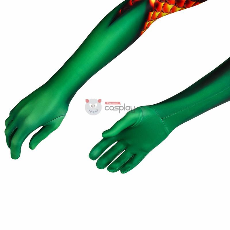 Arthur Curry Costumes Aquaman Cosplay Costume