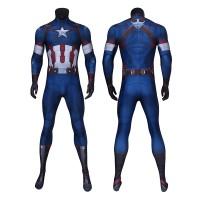 Captain America Costumes Avengers 2 Austrian Age Captain America Captain Steve Rogers Cosplay Costumes