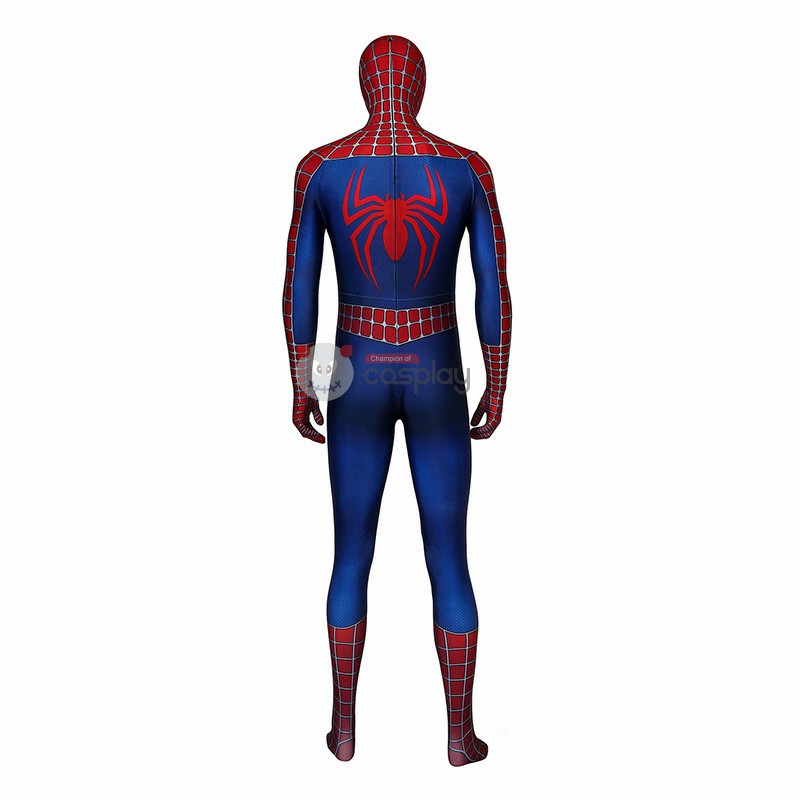 Spider-Man Costumes Toby Maguire Edition Cosplay Costumes